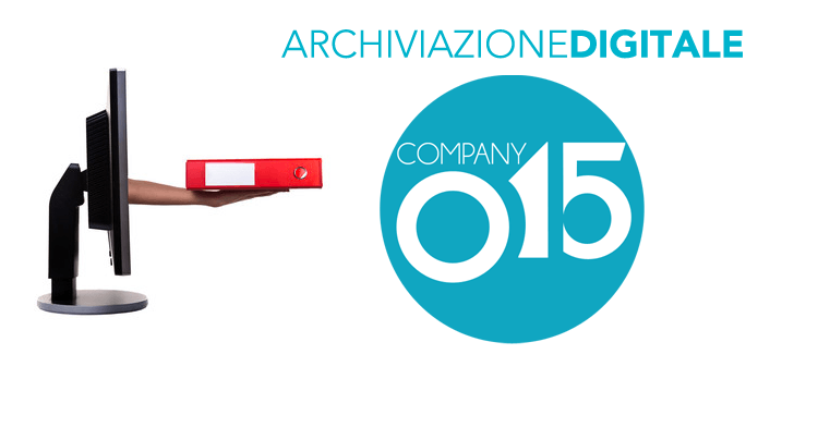 archiviazione digitale documenti